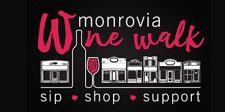 Old Town Monrovia Wine Walk tickets