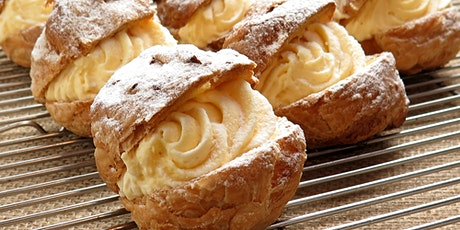 Atelier pâtisserie / découverte culturelle: choux, éclairs, paris-brest... billets