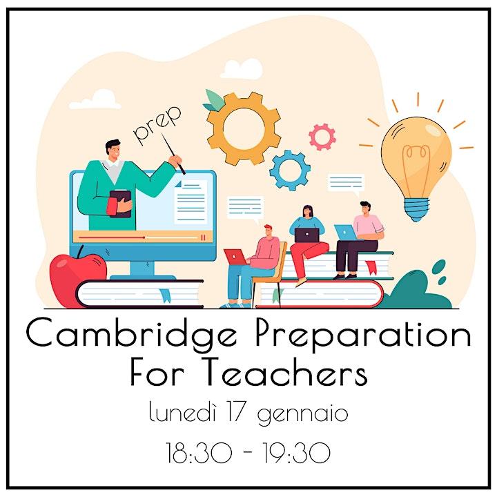 Immagine INLINGUA SOCIAL: CAMBRIDGE PREPARATION FOR TEACHERS