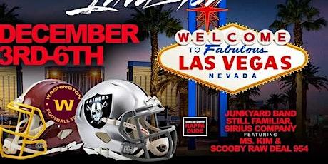 Chocolate City Las Vegas TakeOver tickets