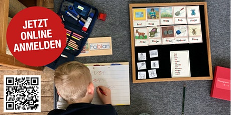 Tag der offenen Türe: Montessori-Schule Geisenhausen bei Landshut Tickets