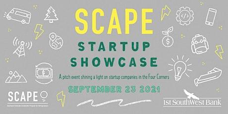 SCAPE 2021 Startup Showcase tickets