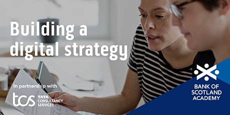 Building your digital strategy tickets