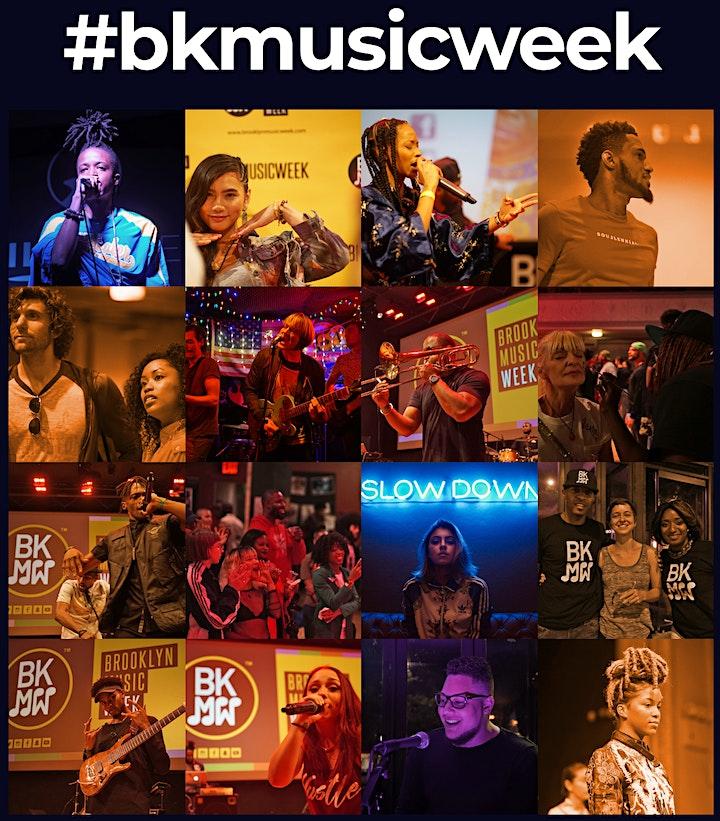 Brooklyn Music Week 2021 image