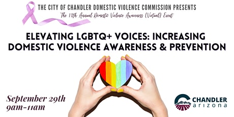 13th Annual City of Chandler Domestic Violence Commission Event tickets