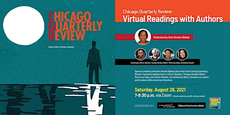 Chicago Quarterly Review Readings tickets