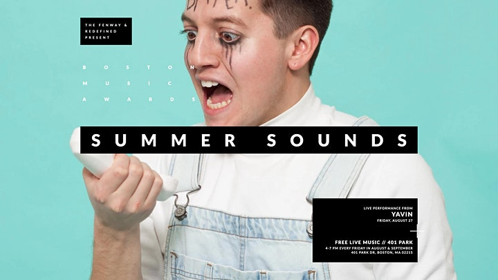 Summer Sounds with Leo The Kind and Yavin image