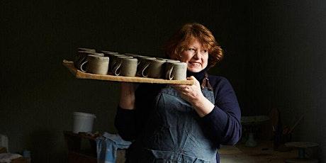 An Evening with Sarah Jane Ceramics tickets