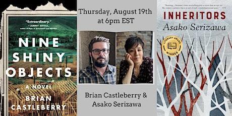 Writing with Multiple POVs with Brian Castleberry & Asako Serizawa tickets