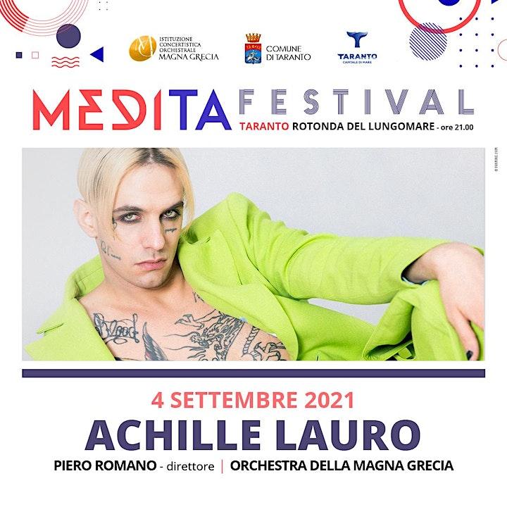 Immagine ACHILLE LAURO & ORCHESTRA DELLA MAGNA GRECIA