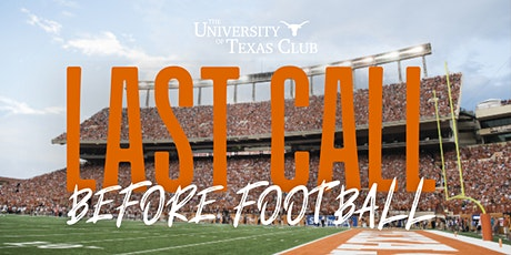 Last Call Before Football 2021 tickets