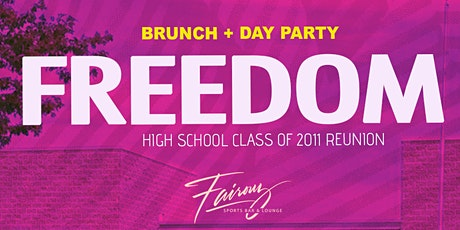 Class of 2011 Reunion Brunch & Day Party tickets