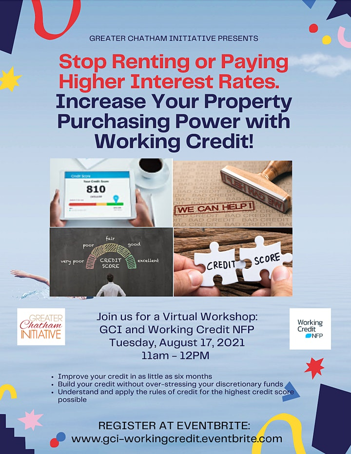 INCREASE YOUR PROPERTY PURCHASING POWER WITH WORKING CREDIT image