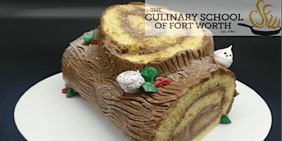 Christmas Dessert Decorating