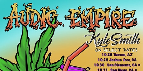 Audic Empire, Kyle Smith & Drifting Roots tickets