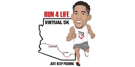 2nd ANNUAL RUN 4 LIFE VIRTUAL 5K tickets