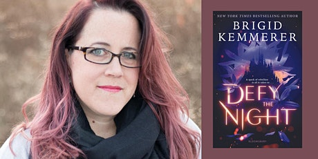 In Person Book Signing with Brigid Kemmerer | DEFY THE NIGHT tickets