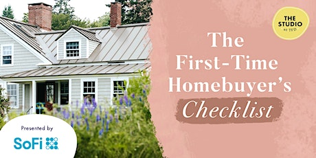 The First-Time Homebuyer's Checklist tickets