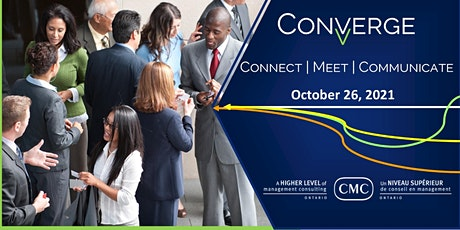 CONVERGE a Unique Networking Opportunity tickets