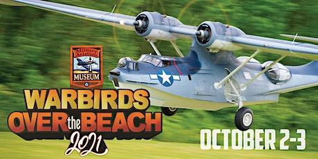 Warbirds Over the Beach 2021 tickets