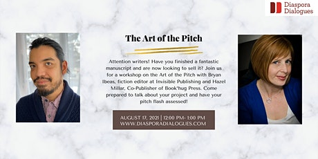 The Art of the Pitch tickets