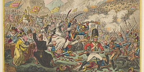 The Sublime to the Ridiculous: Hogarth, Reynolds and Gillray tickets
