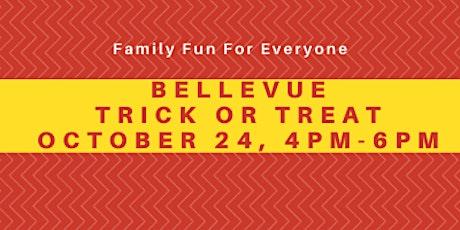 Bellevue Trick or Treat tickets