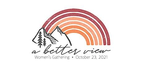 A Better View: Redemption Church Women's Fall Gathering tickets