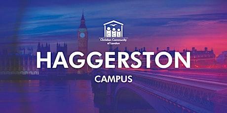"""Copy of SUNDAY SERVICE """"HAGGERSTON CAMPUS"""" tickets"""