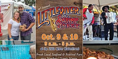 Little River ShrimpFest 2021 tickets