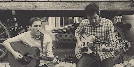 Ryan and Felipe at Kensington Brewery tickets