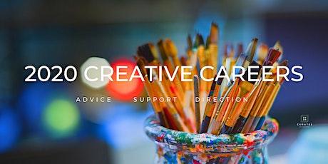 2020 Creative Careers Advice Clinic - Goal Setting for 2022 tickets