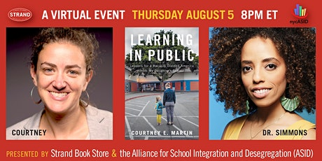 Courtney E. Martin + Dr. Dena Simmons: Learning in Public tickets