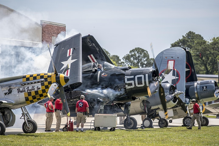 Warbirds Over the Beach 2021 image