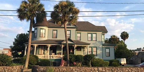 Haunted Pensacola Victorian Bed and Breakfast Investigation with Equipment tickets