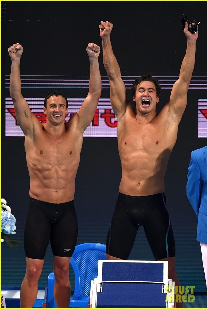 Olympian Nathan Adrian Swim Camp, Sat Sept 11, 11am-2pm, Ages 8-12, $100 image