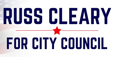 Fundraiser: Russ Cleary for City Council tickets