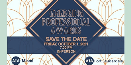 2021 Emerging Professionals Awards tickets