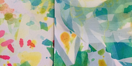 Painterly Printed Textiles Workshop with Olivia Howick tickets