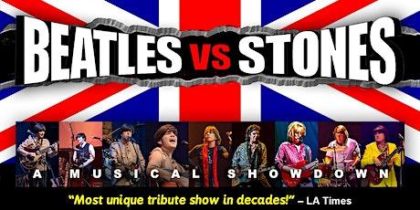 Beatles Vs. Stones tickets