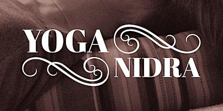 Guided Yoga Nidra Meditation tickets