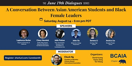 A Conversation Between Asian American Students and Black Female Leaders billets