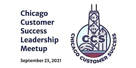 Chicago Customer Success - September Meet Up tickets