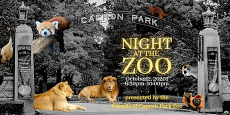 Night at the Zoo tickets