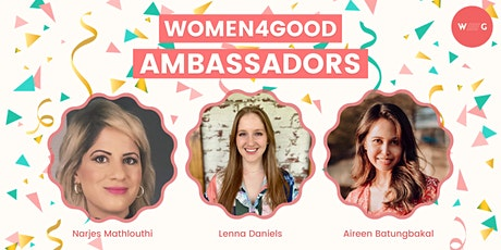 Women4Good Ambassador Graduation & Celebration tickets