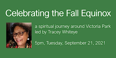 Fall Equinox - Greening Sacred Spaces tickets