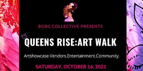 Queens Rise Art Walk tickets