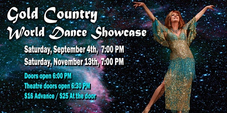 Gold Country World Dance Showcase! tickets