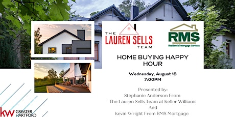 Home Buying Happy Hour tickets