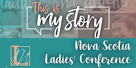 2021 Nova Scotia Ladies Conference tickets